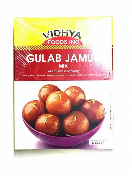 Vidhya Gulab Jamun Mix 100gm