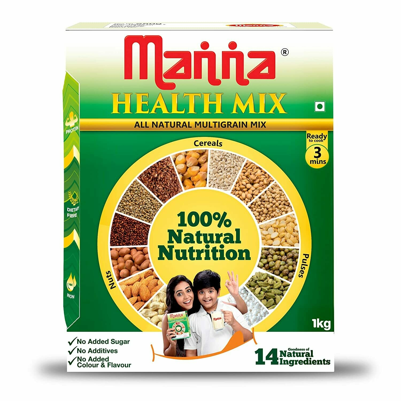Manna Health Mix 1kg