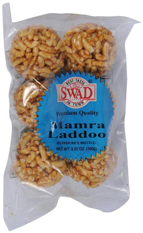 Swad Mamra Laddoo 100g
