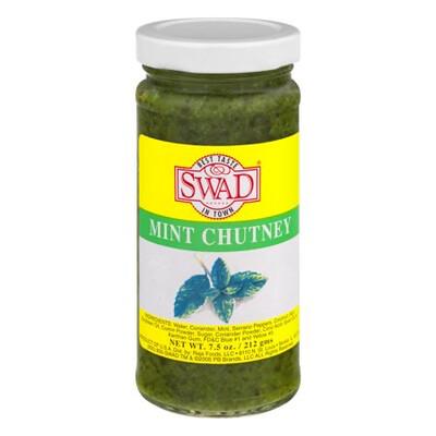 Swad Mint Chutney 7.5oz