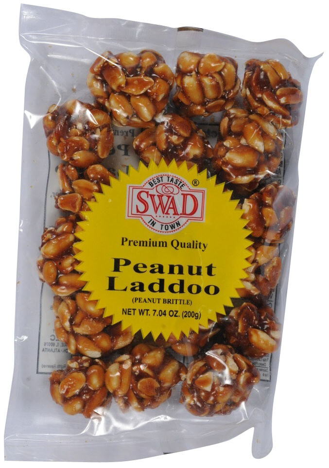 Swad Peanut Laddoo 14 Oz