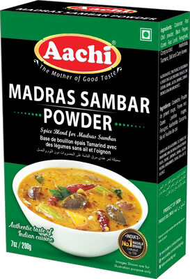 Aachi Madras Sambar Powder 50gm