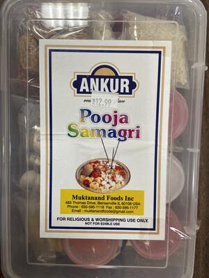 Pooja Samagri Ankur