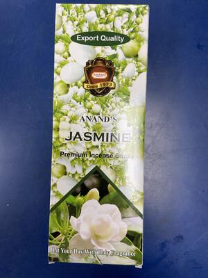 JASMINE INCENSE ANAND 6PACK