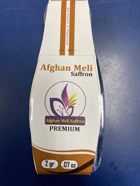 Afghan Meli Saffron 2g