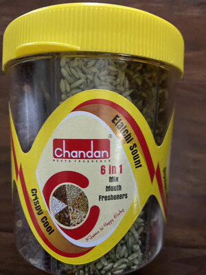 Chandan 6in1 Mouth Freshner