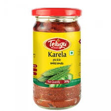 Telugu Karela Pickle 300g