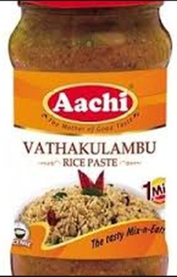 Aachi Vathakulambu Rice Paste 300g