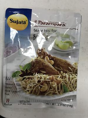 Parampara Sauce Mix Biryani 79g
