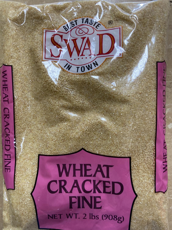 Swad Wheat Cracked Fine 2LB