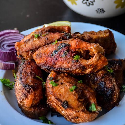 Tilapia Fish Fry