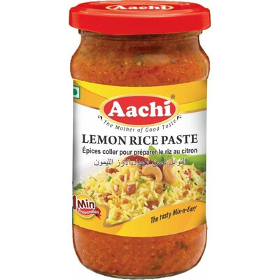 AACHI LEMON RICE PASTE 300g