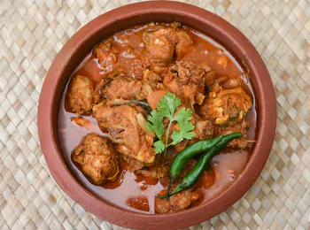 Special Chicken Curry 16oz