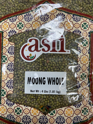 Asli Moong Whole 4lb