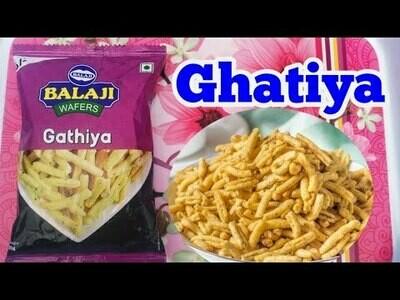 Balaji Wafers Gathiya 280g