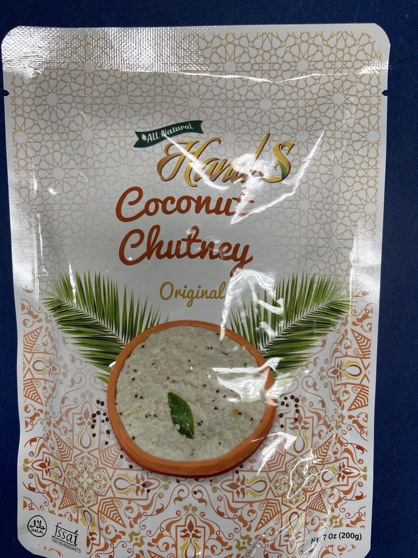 Coconut Chutney Original 200g