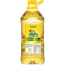 Pura Faith Sunflower Oil 2L