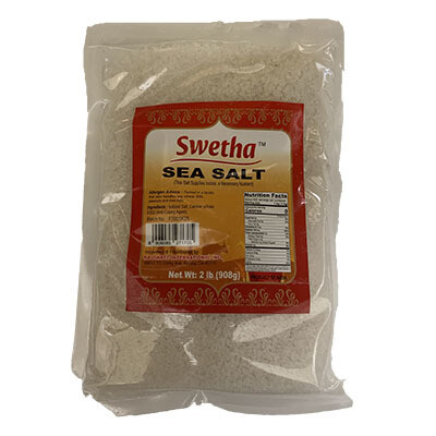Swetha Sea Salt 2lb