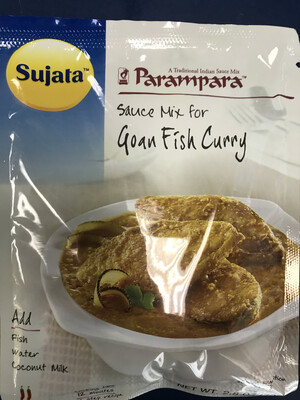 Parampara Goat Fish Curry Mix 79g