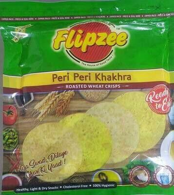 Flipzee Peri Peri Khakhra 7oz