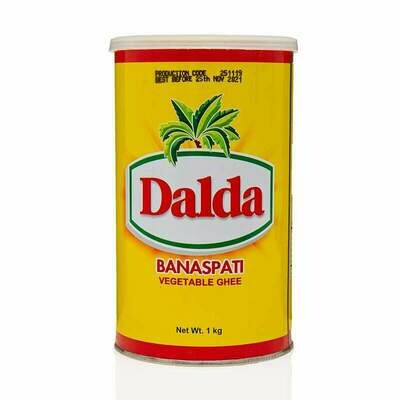 Dalda Banaspati Vegetable Ghee 1kg