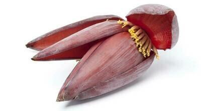 Banana Flower 1pc