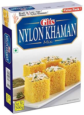 Gits Nylon Khaman 500g