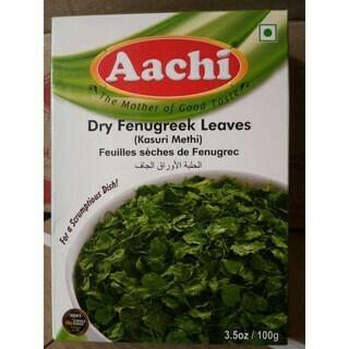 Aachi Dry Fenugreek Leaves 100g