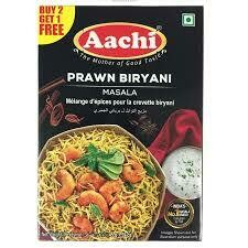 Aachi Prawn Biryani Masala 45g