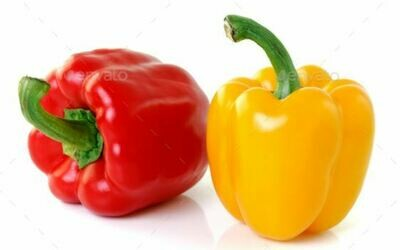 Red/yellow Bell Pepper