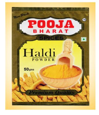 Pooja Haldi Powder 50g