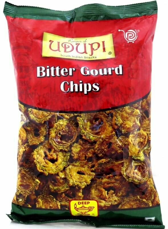 Deep Bitter Gourd Chips 7oz