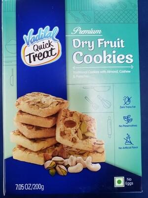Vadilal Dry Fruit Cookies 200g