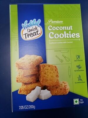 Vadilal Coconut Cookies 200g