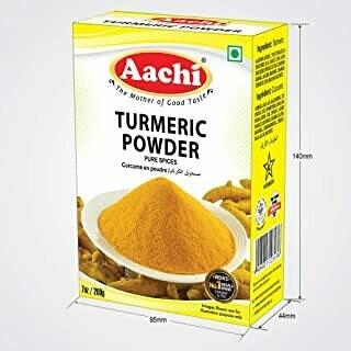 Aachi Turmeric Powder 7oz