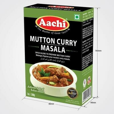 Achi Mutton Curry Masala 50g