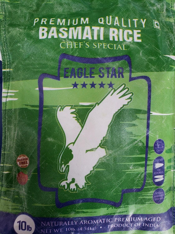 Eagle Star Premium Basmati Rice  10lb