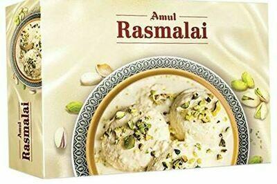 Amul Rasmalai FRZ 500g
