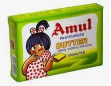 Amul Unsalted Butter 100g