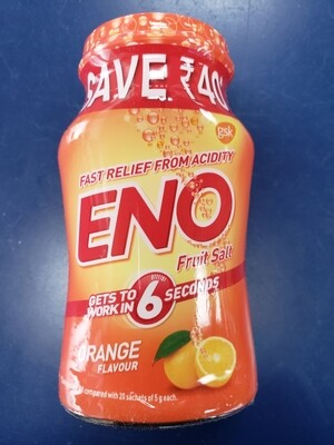 Eno Fruit Salt Orange Flavor 100g
