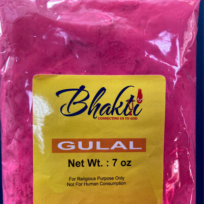 Bhakti Gulal 7oz