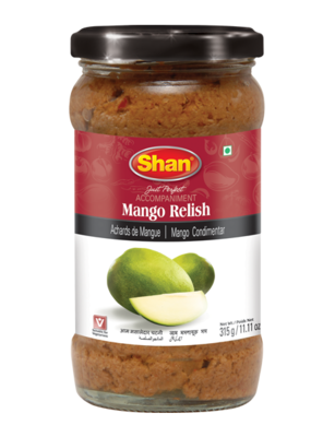 Shan Mango Relish 315g
