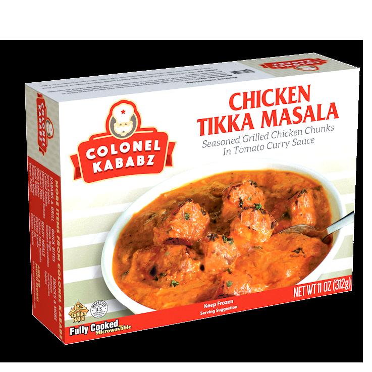Colonel Kabab Chicken Tikka Masala 312g