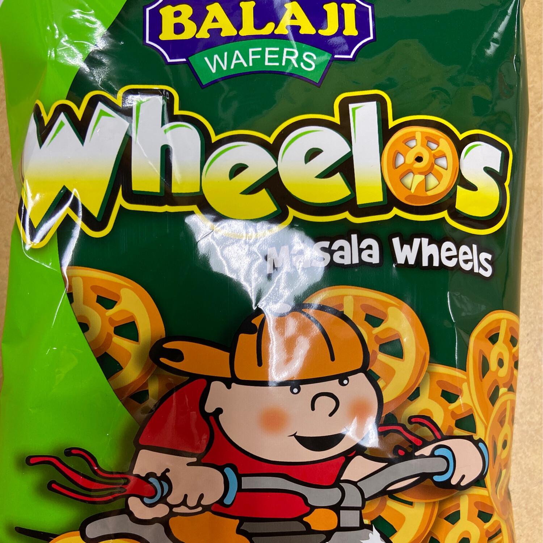 Balaji Wafers Masala Wheels
