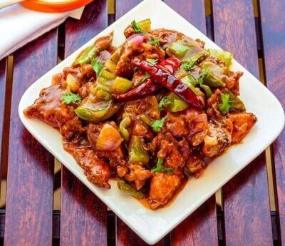 DF Chilli Chicken