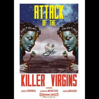 Killer Virgins Poster