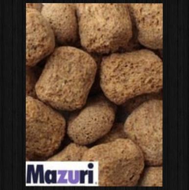 MAZURI PURINA MILL'S - BISCUITS POUR SINGE MONKEY CRUNCH AVEC PROTECTEUR DENTAIRE