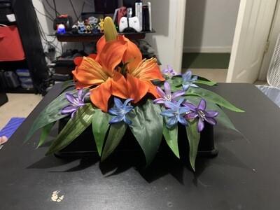 Custom Floral Hide