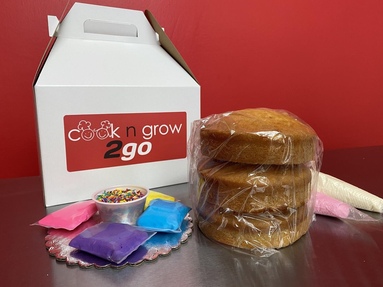 Kits 4 Kids: Cake Decorating