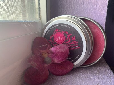Declare Your Dreams Candle 100% soy wax made in the Bahamas